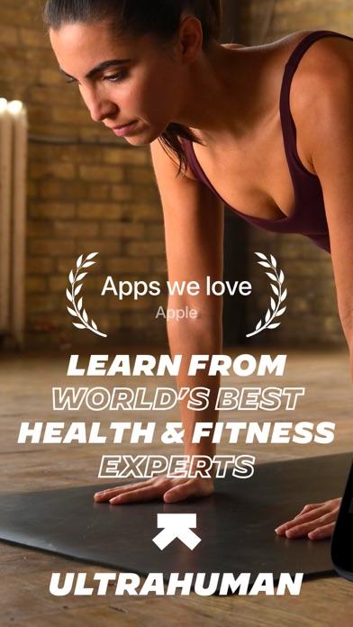 Ultrahuman: Workout & Sleep