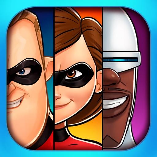 Disney Heroes: Battle Mode app for ipad