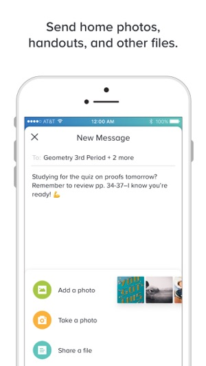 Remind school communication on the app store remind school communication on the app store thecheapjerseys Image collections