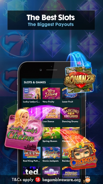 Grosvenor Casino App screenshot-3