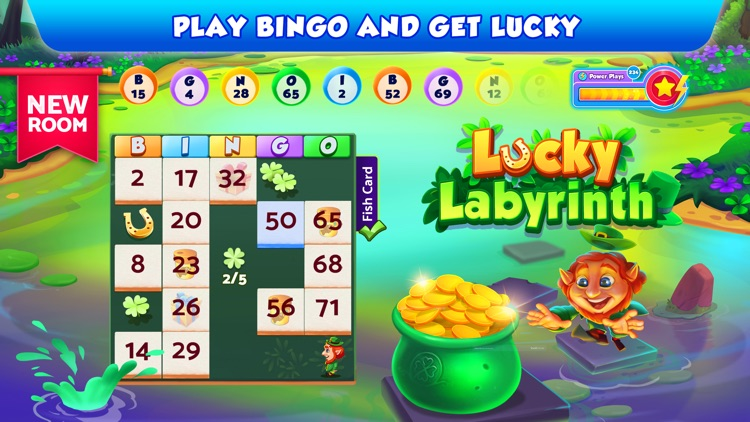 Bingo Bash featuring MONOPOLY screenshot-3