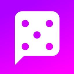 ランダムチャット - ひまつぶし・友達探し・トークアプリ