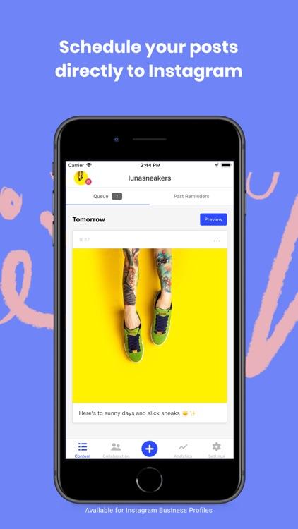 Buffer: Social Media Tools