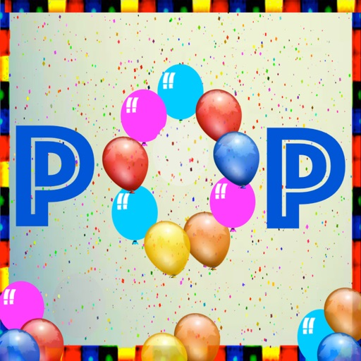 Pop and Tap Balloons Match