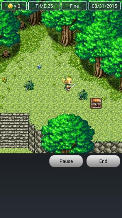 Point Reward RPG DORAKEN screenshot-7