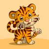 Baby Tiger Stickers!