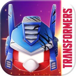 Ícone do app Angry Birds Transformers