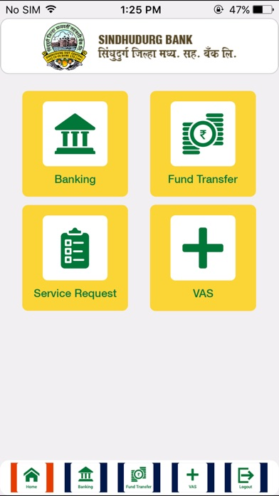 Screenshot for Sindhudurg Bank in Thailand App Store