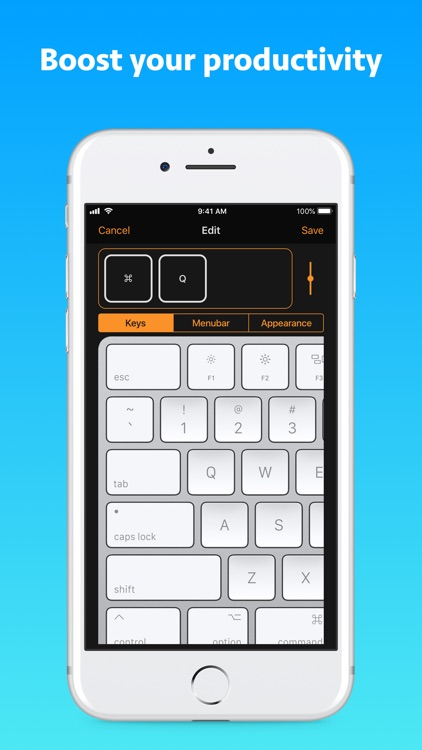Remote KeyPad for Mac screenshot-3