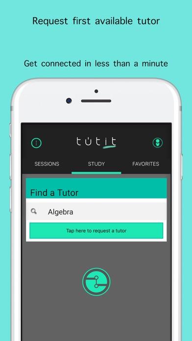 tutit - On Demand Tutoring - by 2Tor Help, LLC - Education Category ...