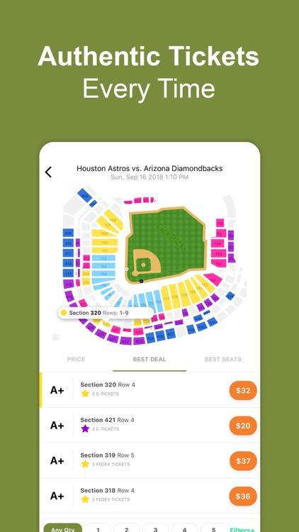 Razorgator · Sports, Concerts screenshot-3