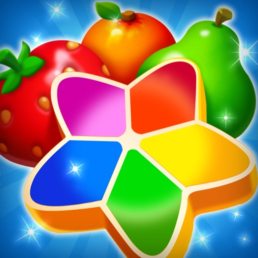 Fruits Mania:Belle's Adventure