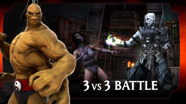 MORTAL KOMBAT X on the App Store