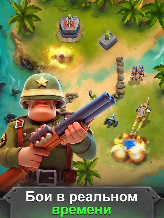 War Heroes: мультиплеер война для iPad