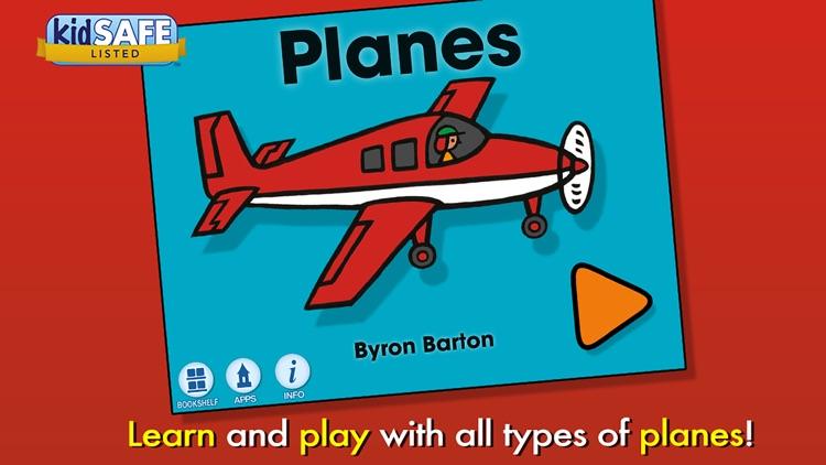 Planes - Byron Barton