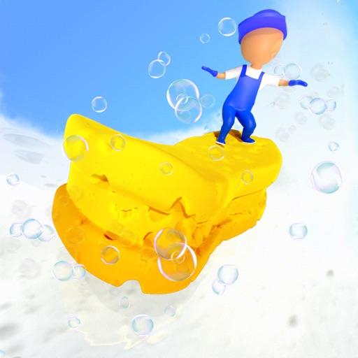 Sponge Surfer