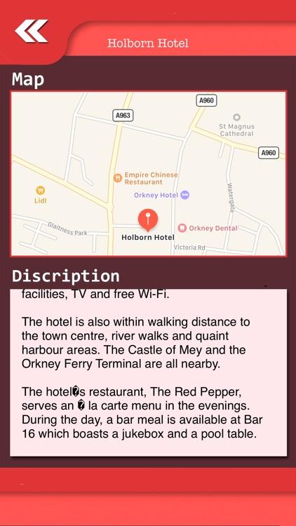 Orkney Island Tourism Guide screenshot-5