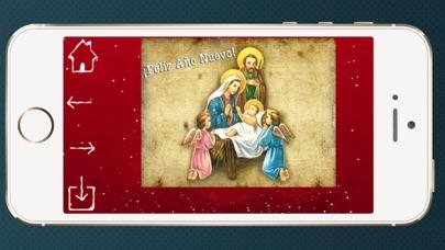 Tarjetas de Navidad año nuevoCaptura de pantalla de5