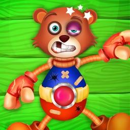 Beat The Buddy Bear Game