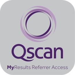 Qscan MyResults Referrer App