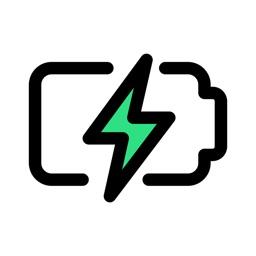 Battery Widget: System Monitor