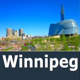 Winnipeg (Canada) – Travel Map