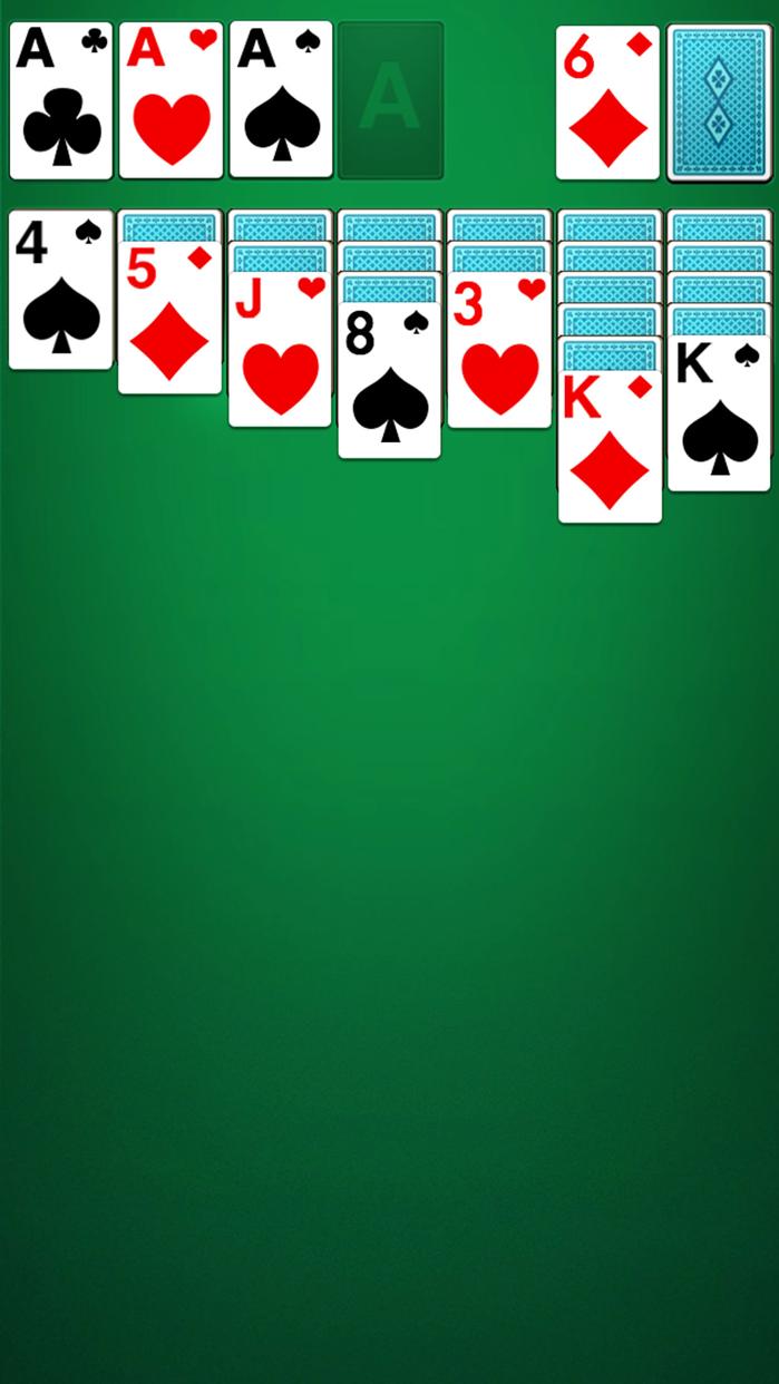 Solitaire Ⓞ Screenshot