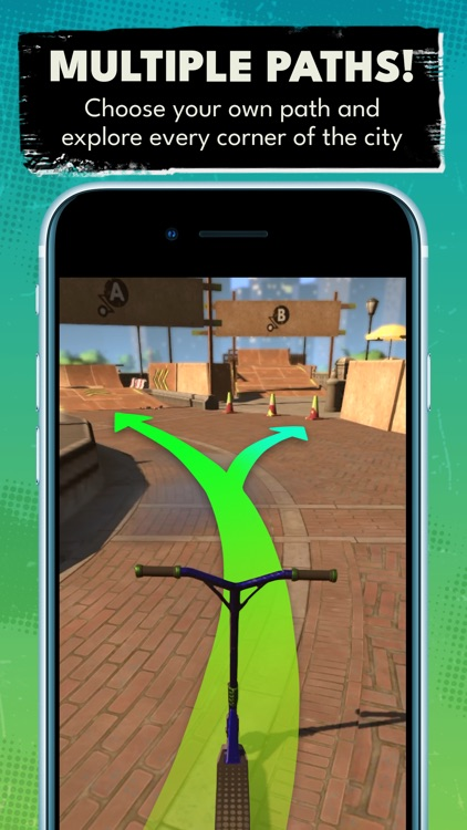 Touchgrind Scooter screenshot-6