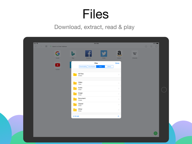 Alook Browser - 2x Speed Screenshot