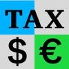 税金計算電卓 - TaxCalcアイコン
