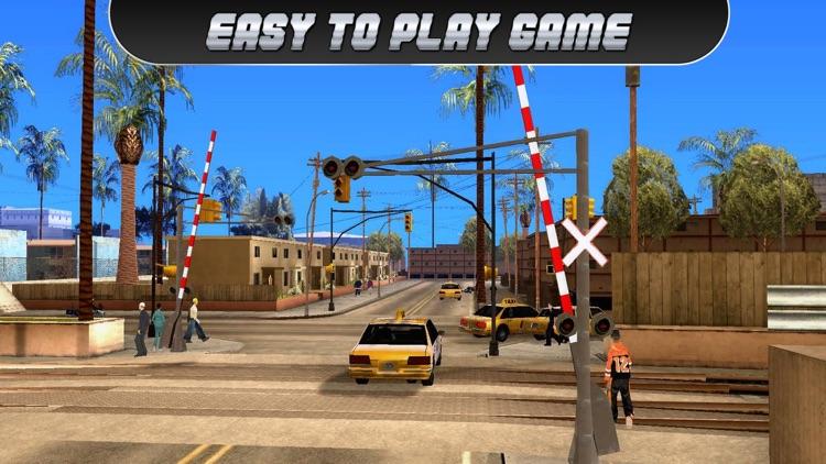 RailRoad Crossing Tycoon Pro