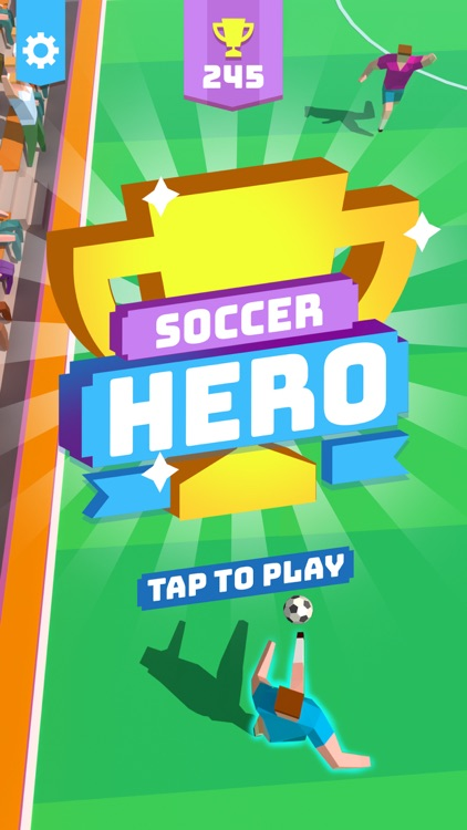 Soccer Hero! screenshot-5