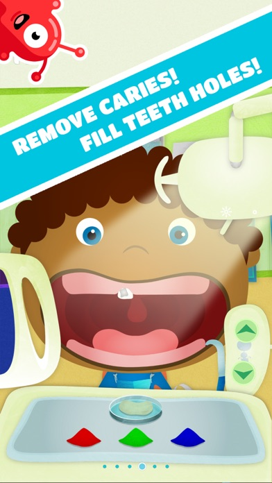 Screenshot Tiny Dentist