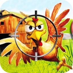 Crazy Chicken Shooting