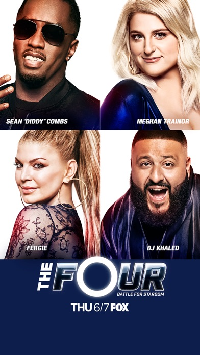 The Four on FOX app image