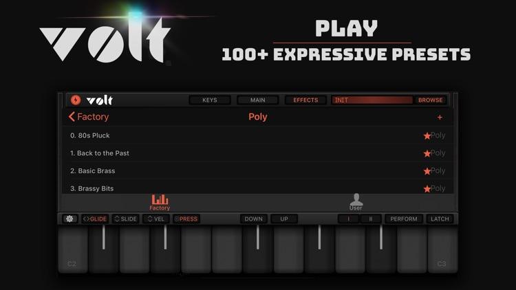 VOLT Synth screenshot-4