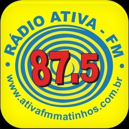 Rádio Ativa 87,5 FM