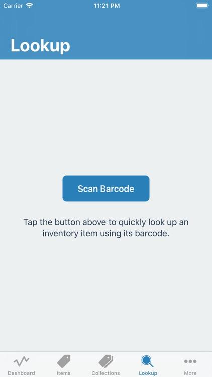 Tiny Inventory screenshot-3