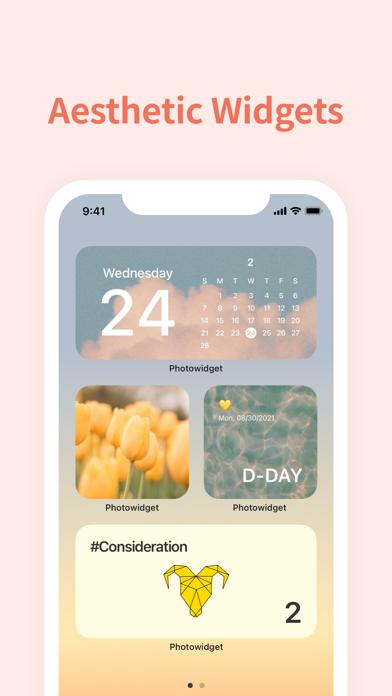Photo Widget : SimpleScreenshot von 2