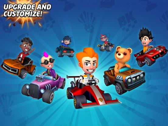 Boom Karts -Multiplayer Racing screenshot 9