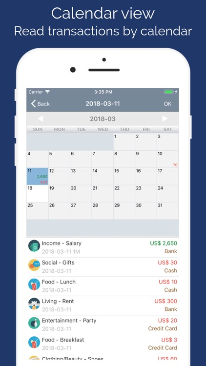 AndroMoney screenshot-5