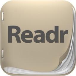 Readr - 10K Magazine Newsstand