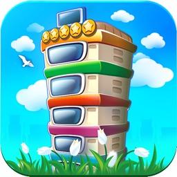 Pocket Tower: build & manage
