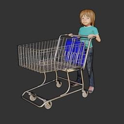 Uwchfarchnad / Supermarket