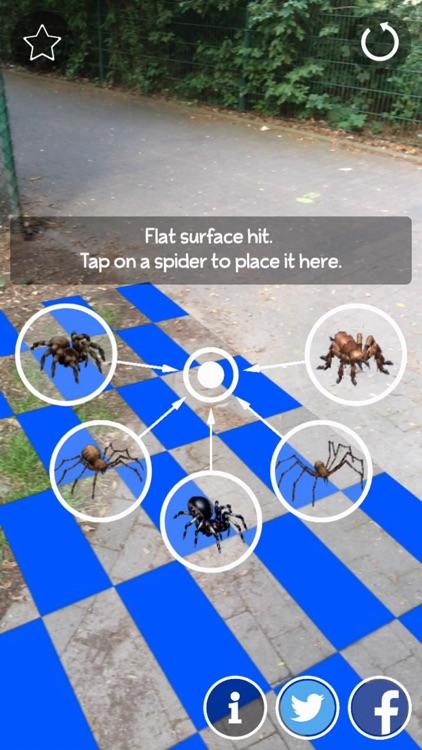 AR Spiders screenshot-0