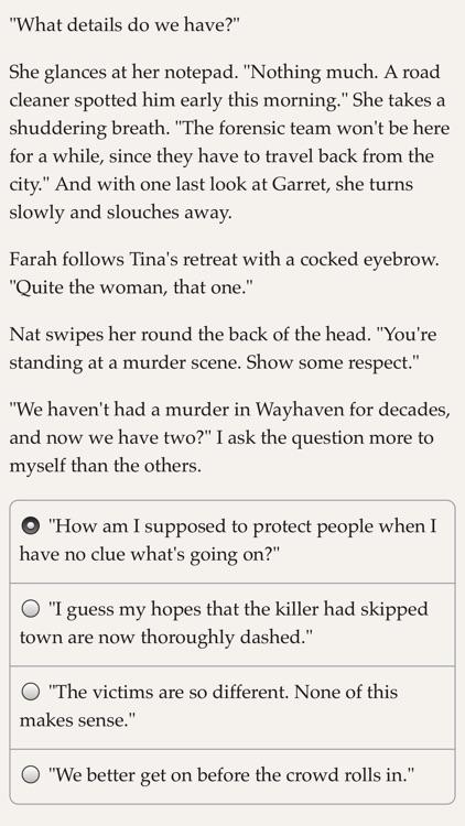 Wayhaven Chronicles: Book One screenshot-3