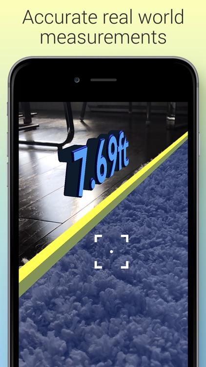 Real Measure AR screenshot-0