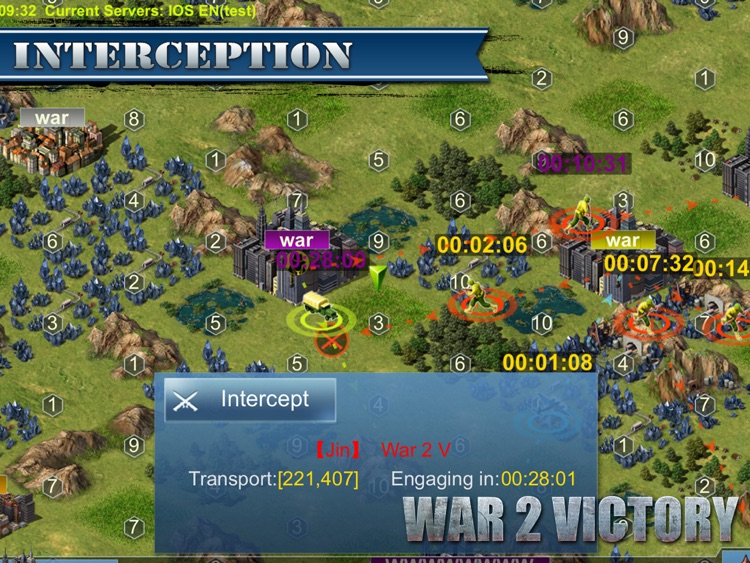 War 2 Victory HD screenshot-1