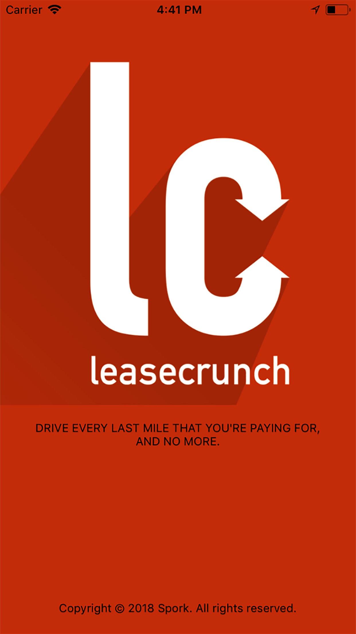 Leasecrunch Screenshot