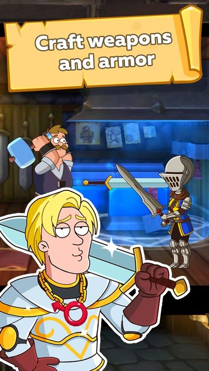 Hustle Castle: Kingdom games